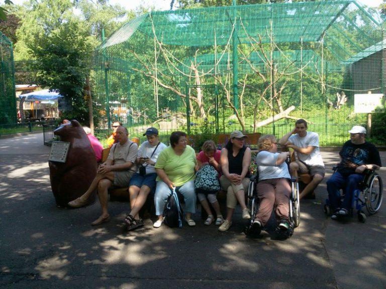 Im Zoo Landau