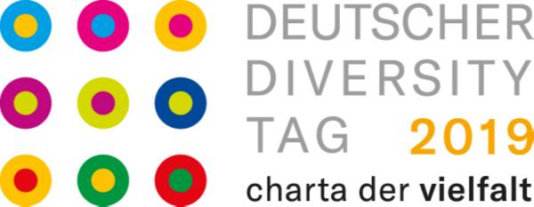 Logo Deutscher Diversity Tag 2019